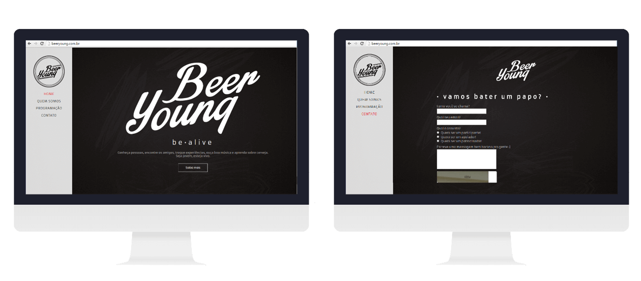 beer young site