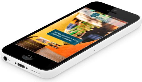 layout responsivo do site viajar para marrocos empresa de turismo