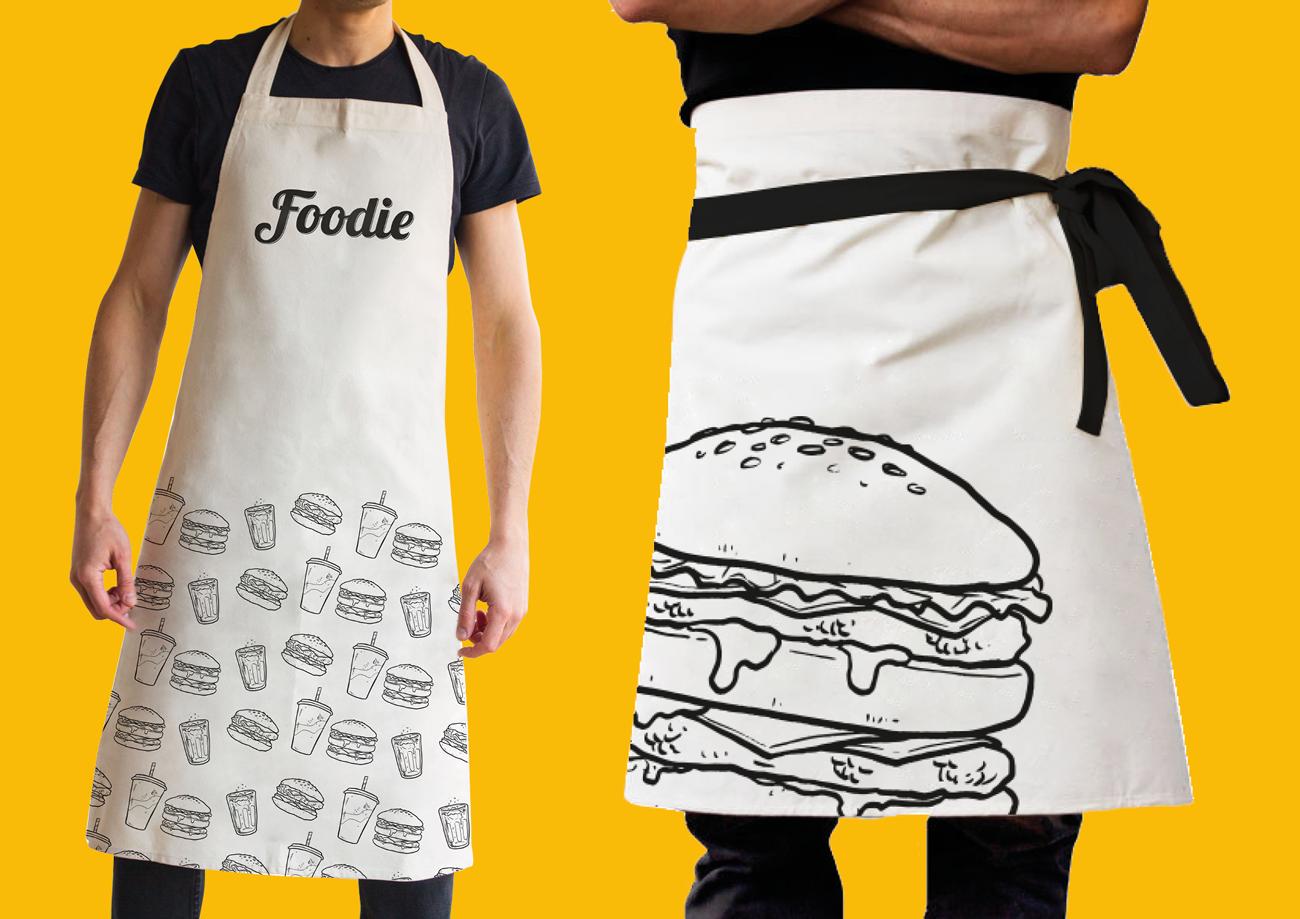 foodie uniforme